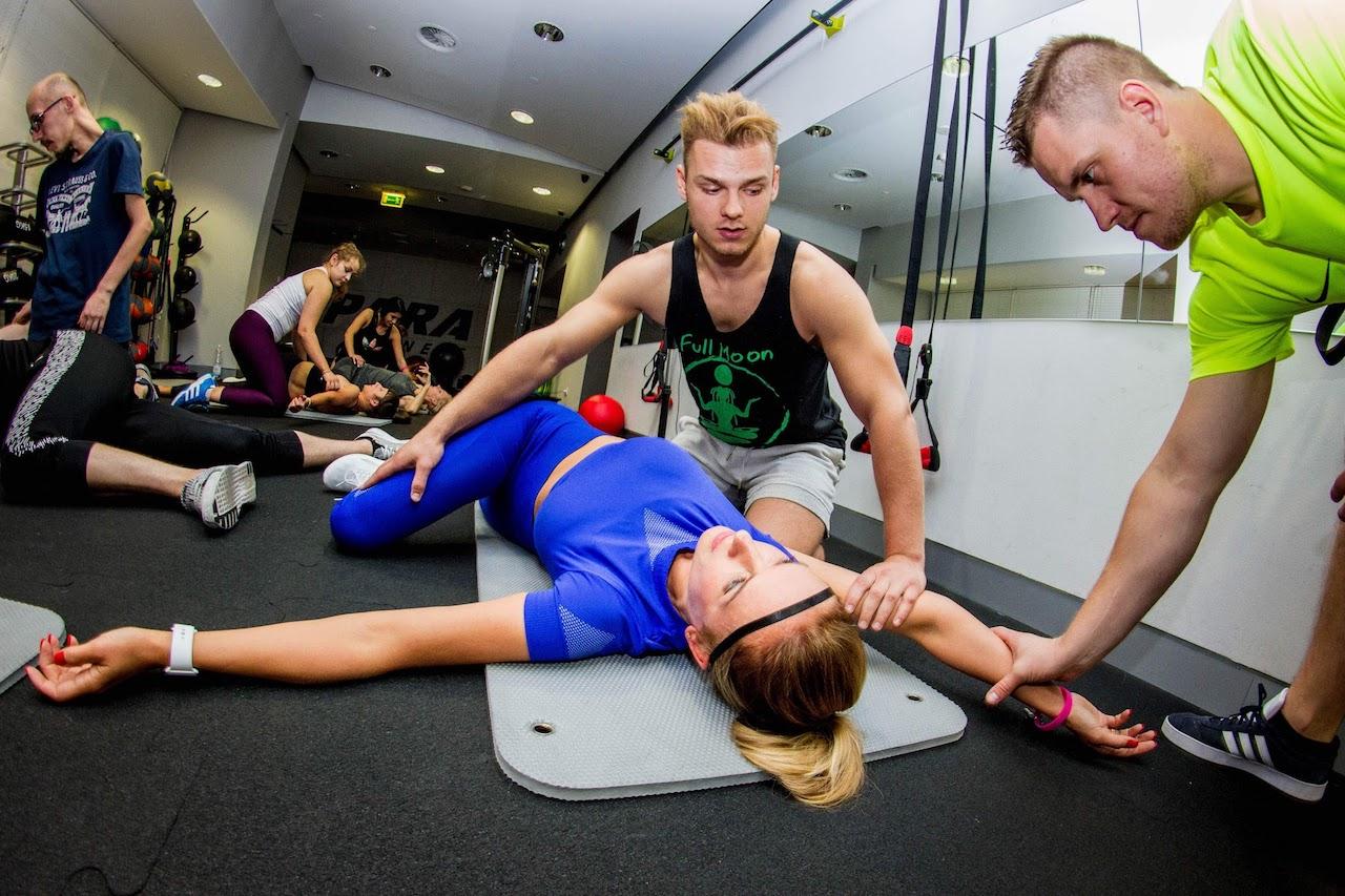 katowice kurs na trenera personalnego trening