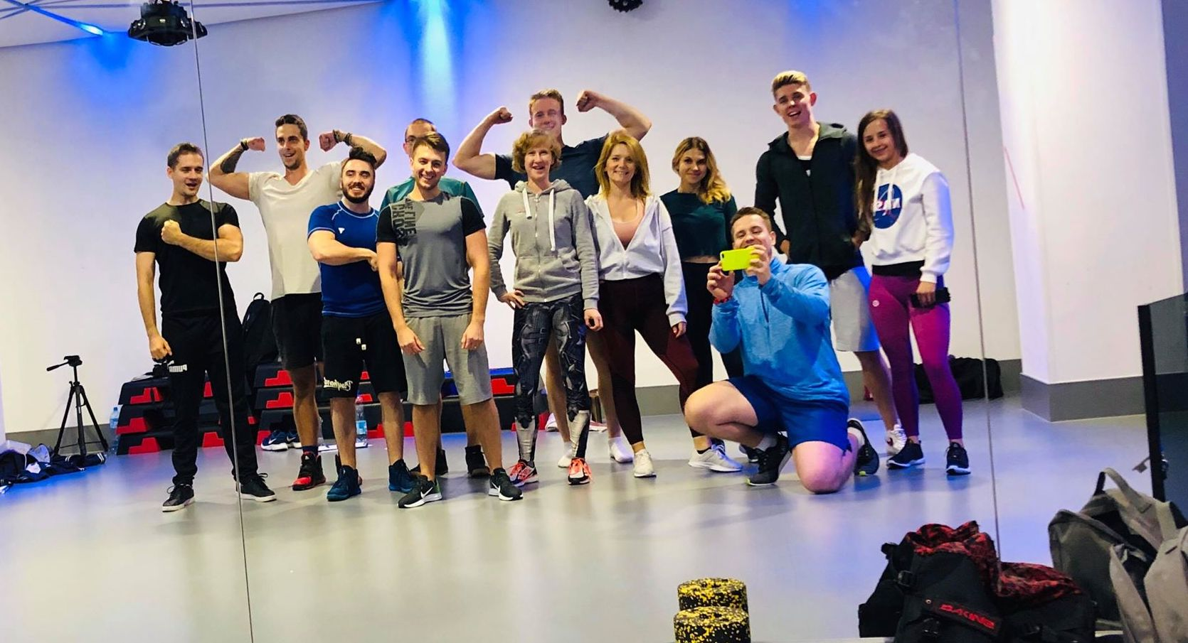 szkolenie dla trenerów personalnych w Warszawie