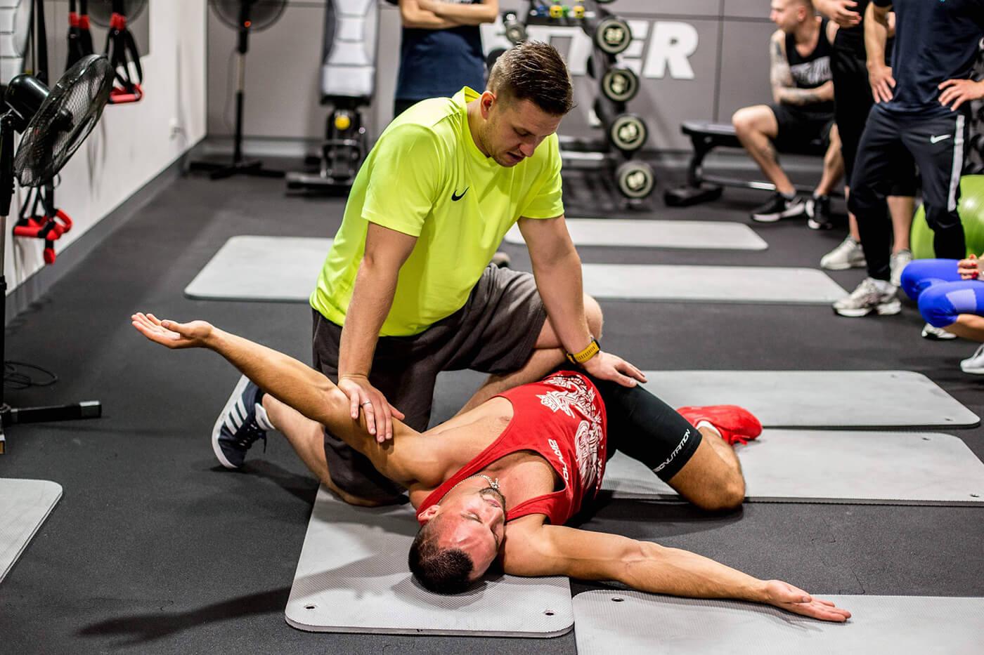 Kurs trenera personalnego Wrocław